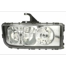 MANUAL HEADLAMP ASSEMBLY DRIVER SIDE RH