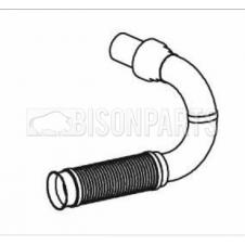 FRONT EXHAUST DOWNPIPE & FLEXI