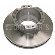 REAR BRAKE DISC WITH ABS EXCITER RING FITS RH OR LH