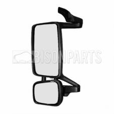 TWIN SHORT ARM MIRROR HEAD PASSENGER SIDE LH