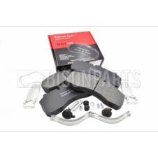 BRAKE PAD AXLE SET