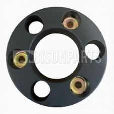 6 HOLE WHEEL NUT COVER FITS RH OR LH