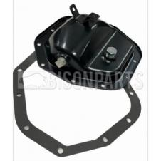 REAR AXLE DIFFERENTIAL COVER & GASKET