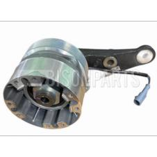 MAGNETIC VISCOUS FAN CLUTCH HUB ASSEMBLY