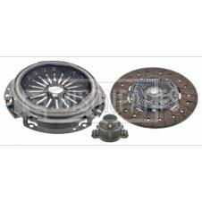 3 PIECE CLUTCH ASSEMBLY 280MM