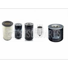 FILTER SERVICE KIT INC AIR, OIL, AIR DRYER & FUEL FILTERS