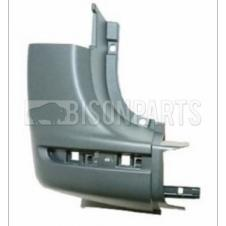 TEXTURED REAR BUMPER CORNER PASSENGER SIDE LH