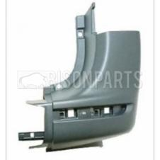 TEXTURED REAR BUMPER CORNER DRIVER SIDE RH