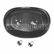SHATTERPROOF BLIND SPOT MIRROR HEAD ONLY
