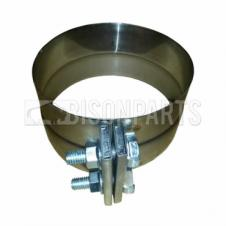 STAINLESS STELL EXHAUST FLEXI CLAMP 5.5