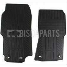 TAILORED RUBBER FLOOR MATS & CLIPS