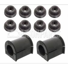 SUSPENSION ANTI ROLL STABILSER BAR END EYE BUSH (PKT 10)