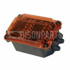 14x4 WAY DOUBLE HEIGHT JUNCTION BOX