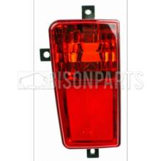 REAR FOG LAMP REFLECTOR PASSENGER SIDE LH
