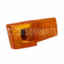 FOOTWELL STEP AMBER SIDE REPEATER LAMP LENS FITS RH OR LH
