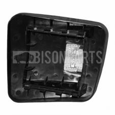 WIDE ANGLE MIRROR GLASS PASSENGER SIDE LH