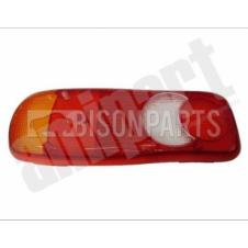 REAR COMBINATION LAMP LENS FITS RH OR LH