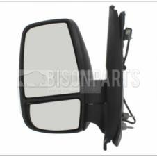 TWIN GLASS MIRROR HEAD & CLEAR INDICATOR PASSENGER SIDE LH