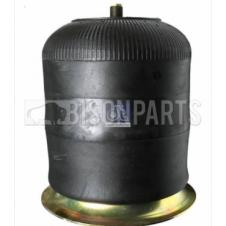 AIR SPRING ASSEMBLY WITH STEEL PISTON