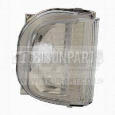 CLEAR MIRROR INDICATOR LENS DRIVERS SIDE RH