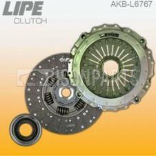 3 PIECE CLUCTH ASSEMBLY 430MM