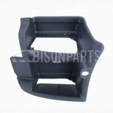 PRIMED LOWER STEP SURROUND C/W SIDE REPATER LAMP HOLE PASSENGER SIDE LH