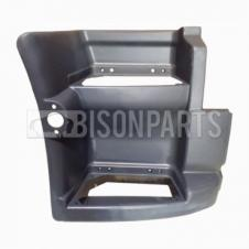 PRIMED LOWER STEP SURROUND C/W SIDE REPATER LAMP HOLE DRIVER SIDE RH