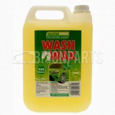 WASH & WAX 5 LITRES