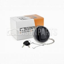 60MM LOCKING PLASTIC FUEL CAP (WITH STEEL BAND)