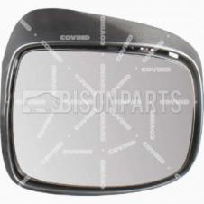 ELECTRIC WIDE ANGLE MIRROR HEAD FITS RH OR LH