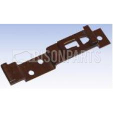 Sprung Loaded Number Plate Holder