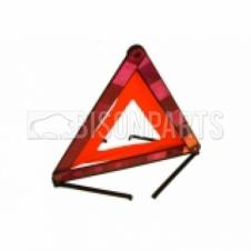 Maypole Compact Advance Warning Triangle With Plastic Case