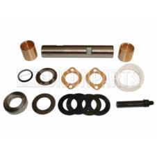 Dennis Dart SLF / Optare / MCW / Metrorider / Solo / S46 Complete King Pin Kit (Wheel Set Long Pin) - With Bearing