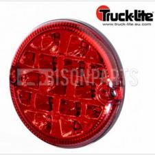 TRUCKLITE RED LED COMBINATION FOG LAMP 12/24 VOLT