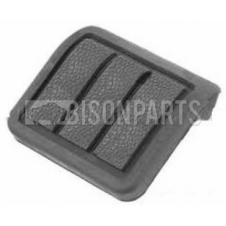 Clutch & Brake Pedal Cover - Rubber