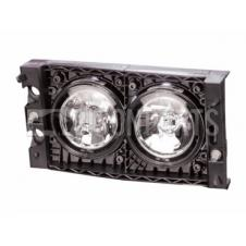 DAF CF65/75/85 (2001 on) XF95, XF105 (2002 on) Spot & Fog Lamp With Square Bracket LH/NS