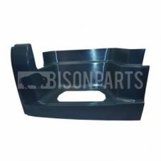 DAF CF65, CF75 & CF85 2001-2013 GREY LOWER STEP SURROUND PASSENGER SIDE LH
