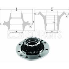 IVECO Eurocargo Hub Bare Rear Axle (for Disc Brakes)