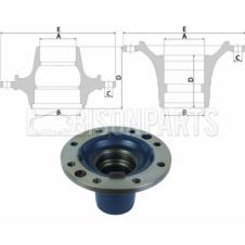 IVECO Eurocargo Hub Bare Rear Axle (for Drum Brakes)