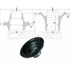 IVECO Eurocargo / Eurotrakker Hub Bare Rear Axle (for Drum Brakes)