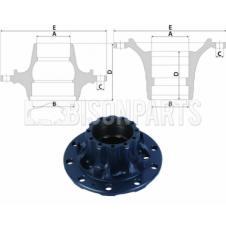 VOLVO Hub c/w Bearings Rear Axle (For Drum Brake)