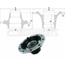 VOLVO Hub Bare Front Axle (For Disc Brake)