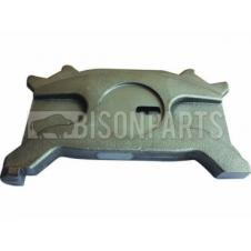 Brake Caliper Push Plate  - Left