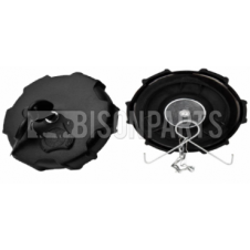 90mm Plastic Vented Bayonet Locking Tank Cap with Protective Cover