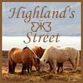 highland'sƸ̵Ӝ̵Ʒstreet