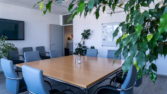 Büro - Besprechung