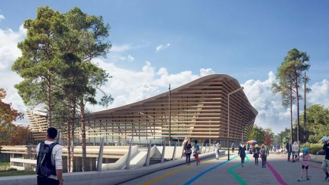 Projekt Olympisches Wassersportzentrum Paris 2024