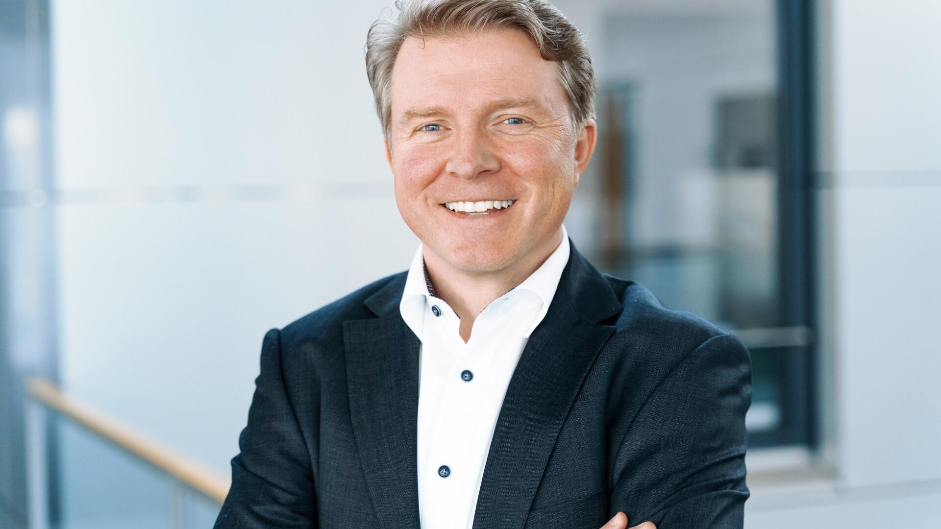 Peter Stedler, Geschäftsführer und Gründer der Netlution GmbH