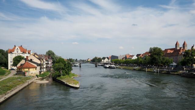 Betriebsausflug nach Regensburg 2019