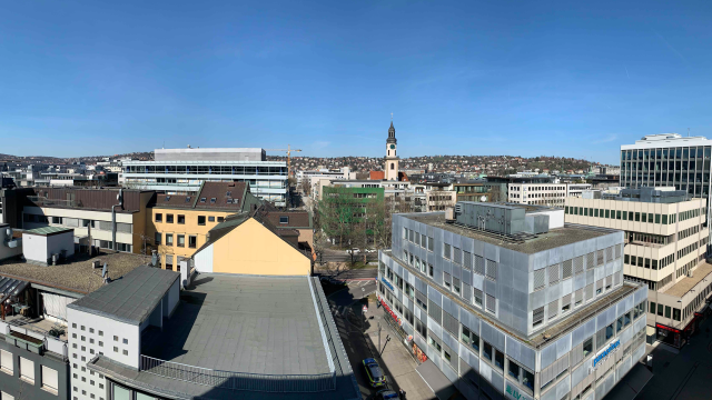 Office View Stuttgart